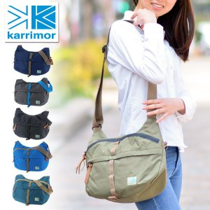 karrimor ショルダーバッグ travel×lifestyle トラベル×ライフスタイル VT shoulder CL メンズ レディース|newbag-w