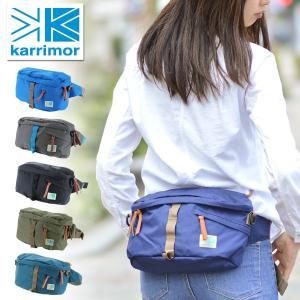 karrimor 2wayウエストバッグ travel×lifestyle トラベル×ライフスタイル VT hip bag CL メンズ レディース|newbag-w