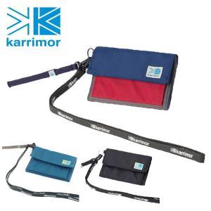 カリマー karrimor 三つ折り財布 travel×lifestyle トラベル×ライフスタイル VT wallet メンズ レディース|newbag-w