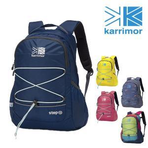 カリマー karrimor リュックサック デイパック alpine×trekking step 12 メンズ レディース 子供用 男の子 女の子|newbag-w