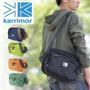 カリマー ショルダーバッグ travel×lifestyle トラベル×ライフスタイル preston shoulder メンズ レディース|newbag-w