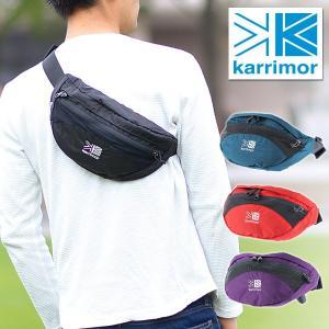 カリマー karrimor ウエストバッグ ボディバッグ alpine×trekking SL 2 メンズ レディース|newbag-w