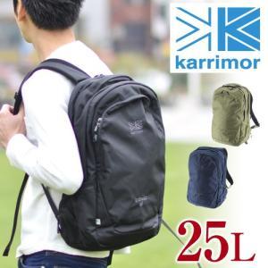 カリマー karrimor リュックサック デイパック travel×lifestyle tribute 25 メンズ レディース|newbag-w