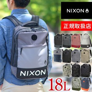 【20%OFFセール】ニクソン NIXON リュックサック リュック デイパック バックパック BE...