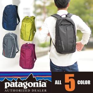パタゴニア patagonia リュックサック デイパック DAY PACKS Atom Pack 18L メンズ レディース 48290 newbag-w