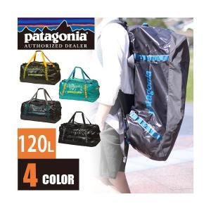 パタゴニア patagonia 2wayボストンバッグ リュックサック ブラックホール Black Hole Duffel 120L 49351f