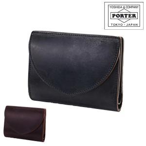 財布メンズ PORTER ポーター メンズ財布 人気の財布! 収納力抜群でシンプルながらも視認性もバ...