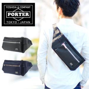 吉田カバン ポーター PORTER ウエストバッグ SPEC スペック 580-19605|newbag-w
