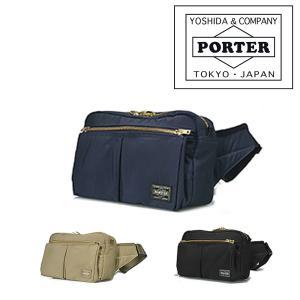 吉田カバン ポーター PORTER ウエストバッグ DRAFT ドラフト 656-05219|newbag-w