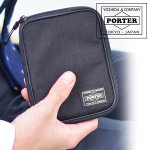吉田カバン ポーター PORTER パスポートケース HYBRID ハイブリッド メンズ 737-1...