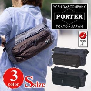 吉田カバン ポーター PORTER ウエストバッグ ボディバッグ S LABORATORY ラボラトリー 826-05573 メンズ|newbag-w