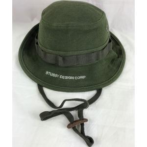e074c4a9beb ステューシー Jungle cloth Boonie Hat stussy オリーブ カーキ ハット メンズ  レディース○sbc811 neweditionhiphop ...