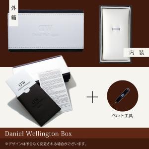 Daniel Wellington ダニエルウェリントン Classic Oxford 36mm クラシック オックスフォード 0501DW DW00100029 ホワイト×レッド×ネイビー 海外モデル 腕時計|newest|04