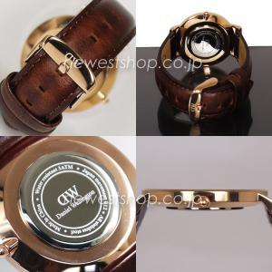 Daniel Wellington ダニエルウェリントン Classic St Mawes Lady 36mm クラシックセントモース レディー 0507DW 海外モデル 腕時計 即納|newest|03