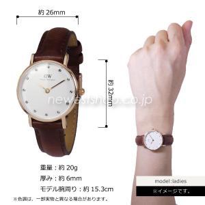 Daniel Wellington ダニエルウェリントン Classy St Mawes 26mm クラッシー セントモ-ス 0900DW DW00100059 海外モデル 腕時計 レディース|newest|02