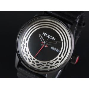 NIXON ニクソン STARWARS SENTRY WOVEN 42mm スターウォーズ セントリー ウーヴン A1067SW-2444-00 ブラック 腕時計 ユニセックス 即納|newest