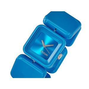 NIXON ニクソン Misty ミスティー A107-300 ブルー レディース 腕時計 A107300|newest