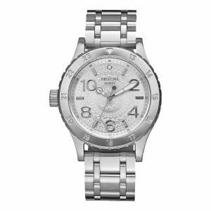 NIXON ニクソン 38-20 A410-2129 シルバー A4102129 腕時計 レディース|newest