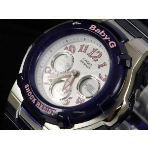 CASIO カシオ 腕時計 Baby-G ベビーG  '10 Spring/Summer BGA-114-2B 海外モデル|newest