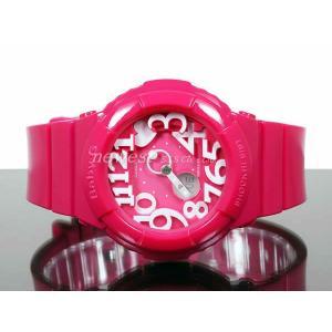 CASIO カシオ 腕時計 Baby-G ベビーG Neon Dial Series ネオンダイアルシリーズ BGA-130-4B ピンク 海外モデル|newest|02