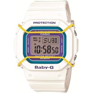 Tポイント5倍!CASIO カシオ Baby-G ベビーG BGD-501-7B ホワイト レディー...
