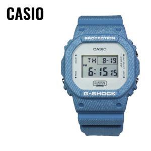 CASIO カシオ G-SHOCK G-ショック DENIM'D COLOR デニム DW-5600DC-2 腕時計 海外モデル 即納