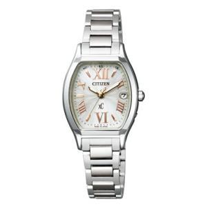 正規品 CITIZEN シチズン xC クロスシー TITANIA LINE ティタニア ライン ES8150-56A シルバー レディース 腕時計|newest