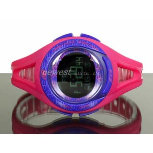 New Balance ニューバランス 腕時計 ランニングウォッチ EX2-903-005 パープル×ピンク ミドルサイズ 正規品|newest|02