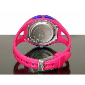 New Balance ニューバランス 腕時計 ランニングウォッチ EX2-903-005 パープル×ピンク ミドルサイズ 正規品|newest|03