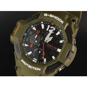 CASIO カシオ G-SHOCK Gショック GRAVITYMASTER グラビティマスター GA-1100KH-3A ブラック×カーキ 海外モデル 腕時計 即納 newest