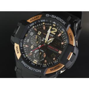 CASIO カシオ G-SHOCK Gショック MASTER OF G マスターオブG GA-1100RG-1A ブラック 海外モデル 腕時計 即納 newest