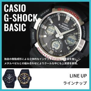 CASIO カシオ G-SHOCK ジーショック タフソーラー GAS-100-1A ブラック 腕時計 メンズ 即納 newest