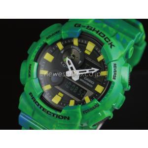 CASIO カシオ G-SHOCK G-ショック G-LIDE Gライド GAX-100MB-3A グリーン 腕時計 海外モデル 即納|newest