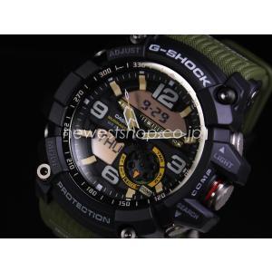 CASIO カシオ G-SHOCK G-ショック MUDMASTER マッドマスター GG-1000-1A3 腕時計 海外モデル|newest