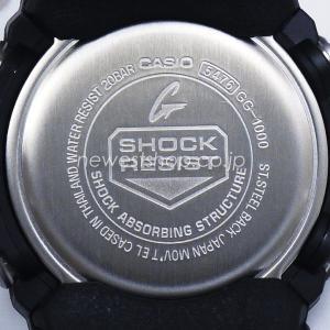 CASIO カシオ G-SHOCK G-ショック MUDMASTER マッドマスター GG-1000-1A3 腕時計 海外モデル|newest|05