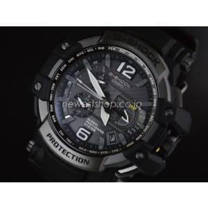 CASIO カシオ 腕時計 G-SHOCK Gショック SKY COCKPIT スカイコックピット GPSハイブリッド マルチバンド6 GPW-1000-1B ブラック 海外モデル 即納