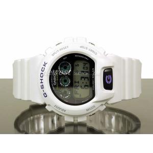 CASIO カシオ 腕時計 G-SHOCK ジーショック Gショック タフソーラー X 世界6局 電波時計 GW-6900A-7 ホワイト 海外モデル|newest|02
