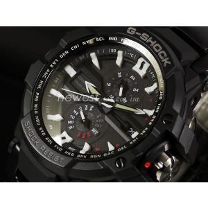 CASIO カシオ 腕時計 G-SHOCK Gショック SKY COCKPIT スカイコックピット マルチバンド6 GW-A1000D-1A ブラック×ホワイト×レッド 海外モデル|newest