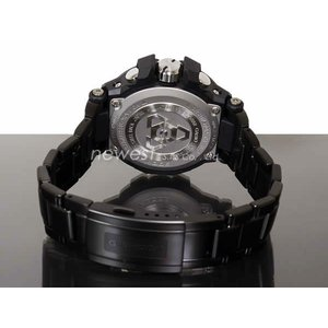 CASIO カシオ 腕時計 G-SHOCK Gショック SKY COCKPIT スカイコックピット マルチバンド6 GW-A1000D-1A ブラック×ホワイト×レッド 海外モデル|newest|03