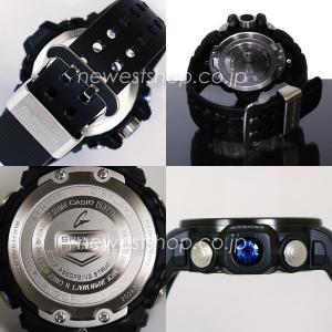 CASIO カシオ G-SHOCK Gショック GULFMASTER ガルフマスター GWN-1000C-1A ブラック×ブルー 海外モデル 腕時計|newest|03