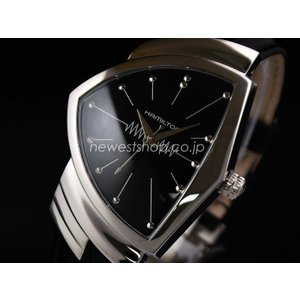 HAMILTON ハミルトン 腕時計 VENTURA ベンチュラ 伝説の50年代復刻モデル ベンチュラ  H24411732 即納