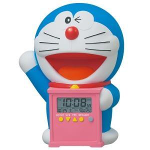 SEIKO セイコー 目覚まし時計 ドラえもん DORAEMON JF374A クォーツ|newest
