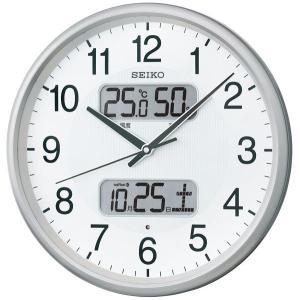 SEIKO セイコー 掛け時計 スタンダード K...の商品画像