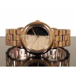 MARC BY MARC JACOBS マーク バイ マークジェイコブス 腕時計 Marci Mirrer マーシミラー  MBM3099 オールローズゴールド レディース|newest|02