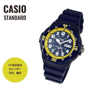 CASIO カシオ チプカシ STANDARD スタンダード MRW-200HC-2B イエロー メンズ 海外モデル 腕時計 メール便に限り送料無料 即納|newest