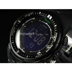 CASIO カシオ プロトレック/パスファインダー PRW-3000-1A ブラック 海外モデル 腕時計 即納
