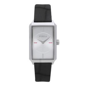 FURLA フルラ DIANA ダイアナ R4251104505 シルバー×ブラック 腕時計 レディース|newest