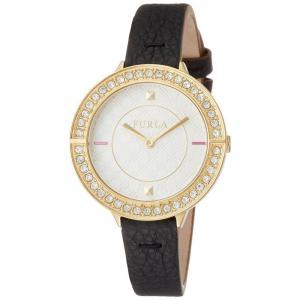 FURLA フルラ CLUB クラブ R4251109506 ホワイト×ブラック 腕時計 レディース|newest