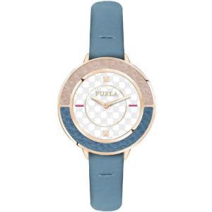 FURLA フルラ CLUB クラブ R4251109507 ホワイトシルバー×ブルー 腕時計 レディース|newest