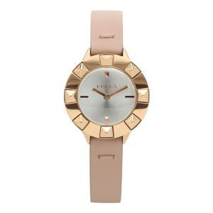FURLA フルラ CLUB クラブ R4251109509 シルバー×ピンク 腕時計 レディース|newest